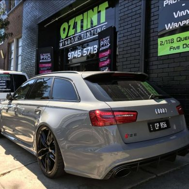 Car Window Tinting in Sydney