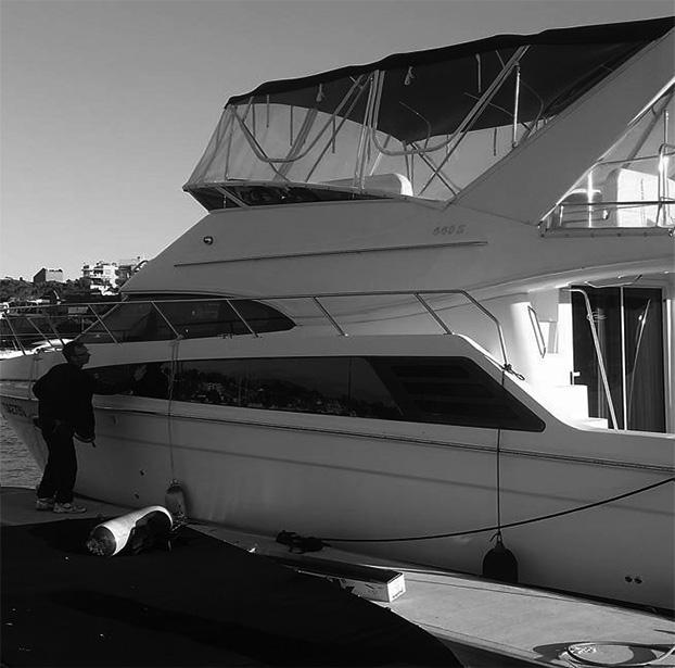 Boat Tinting Sydney